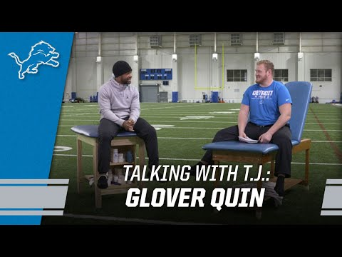 Talking With T.J.: Glover Quin