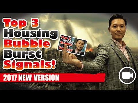 Top 3 Housing Bubble Signals that YOU MUST KNOW (2017 New Ver.) | Investing 101