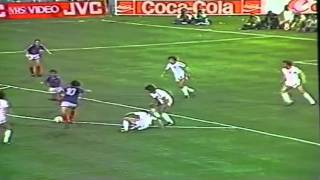 France vs Portugal - UEFA European Championship 1984