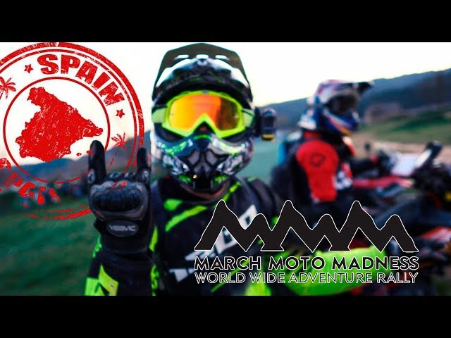 March Moto Madness - 2019