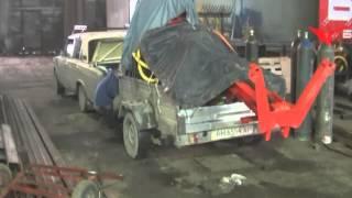 Буровая установка Стронг Гидро 21ПУ. Отгрузка в Крым