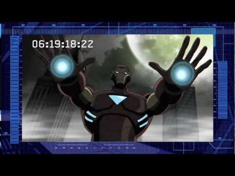 The Avengers: Earth's Mightiest Heroes! Vol. 6 Mission Report Clip