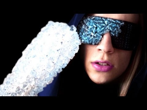 Lady Gaga Disco Stick (with Black And Silver Rods) ⚡ – Sire Sasa Tutorial 10