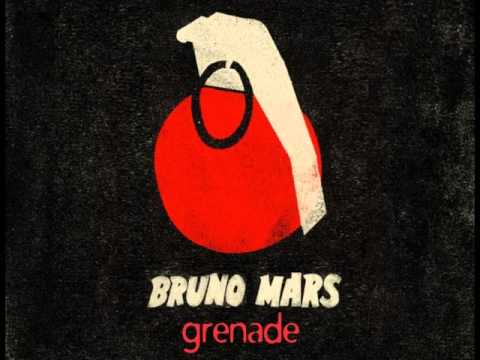 Brunno Mars - Grenade (Stems Pack)
