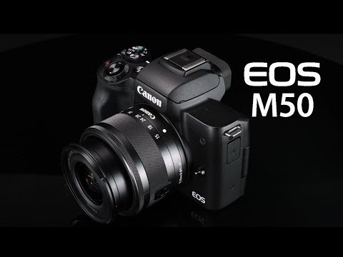 Mirrorless | EOS M50 EF-M 15-45mm IS STM Kit | Canon USA