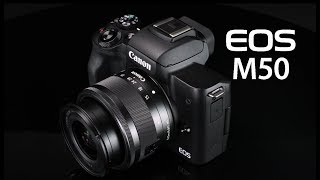 Canon M50: An In-Depth Look