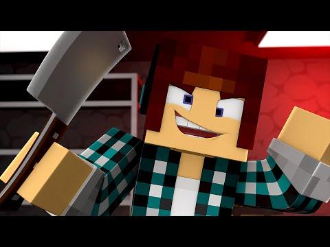 Minecraft: ASSASSINO MALUCO !! - ( Minecraft Murder)