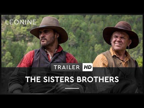 The Sisters Brothers - Trailer (deutsch/german; FSK 12)