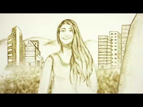 Ujjwala Sand Animation | Neeti Mohan | Mannu Rv