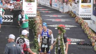 Ironman Hawaii 2014: Jan Frodeno (3. Platz) im Zielinterview One of the most demanding endurance races in the world is finished for the year. Have a