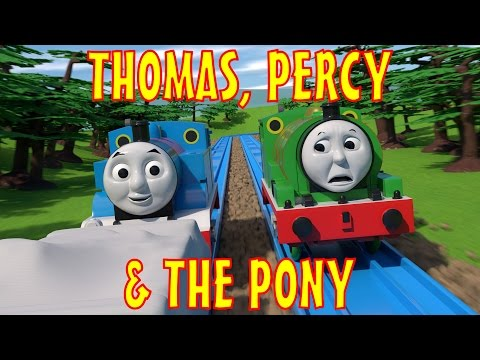 TOMICA Thomas & Friends Short 46: Thomas, Percy & the Pony