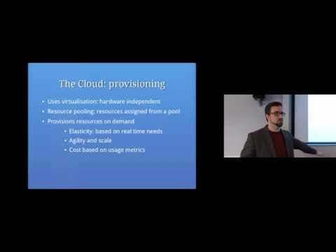 Backups, Redundancy, and the Cloud: Computer Security Lectures 2014/15 S1
