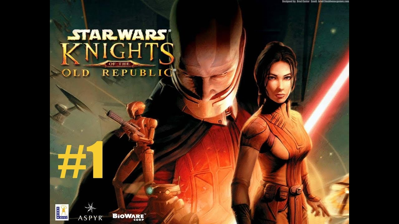Star wars kotor 1