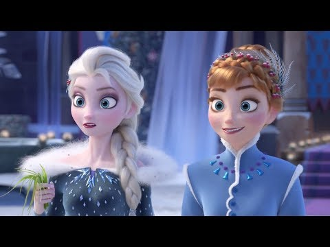 Thumbnail: Frozen - Olaf's Frozen Adventure | official trailer (2017)