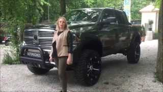 2015 Dodge Ram 1500 FELDMEISTER | 9 inch lifted | Powered by Auto Magnus