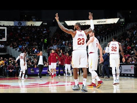 Best of the Cleveland Cavaliers' 10-Game Winning Streak