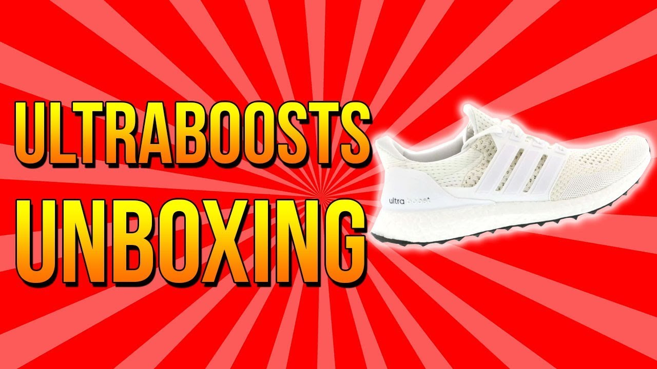 745ce5913b752 30  BOOSTMASTER LIN 1.0 ULTRABOOST UNBOXING   REVIEW - YouTube