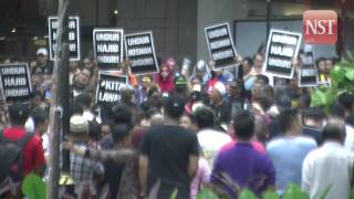 2,000 protesters turn up for #KitaLawan rally