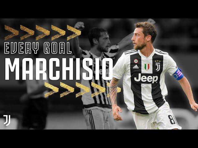 👑⚽️ EVERY CLAUDIO MARCHISIO GOAL! | Juventus