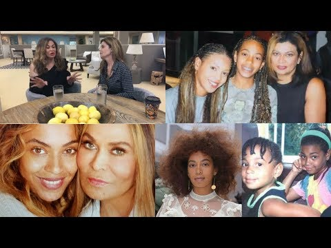 BEYONCE's Mother Tina EXPLAINS Putting Beyonce And Solange In Counseling To Avoid JEALOUSY!