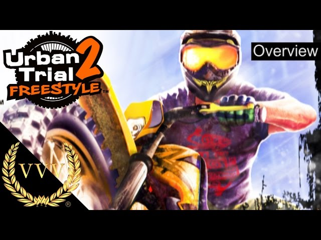 Urban Trial Freestyle 2 Overview