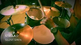 SILENT SIREN stella☆ Drum Cover ドラム.