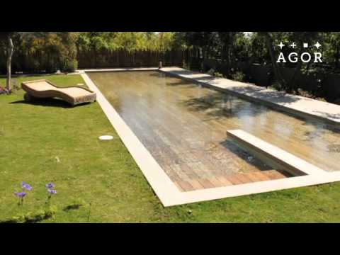 Amazing Secret / Hidden Swimming Pool - A Creative Engineering By AGOR