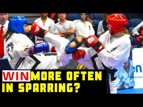 How To Improve Sparring
