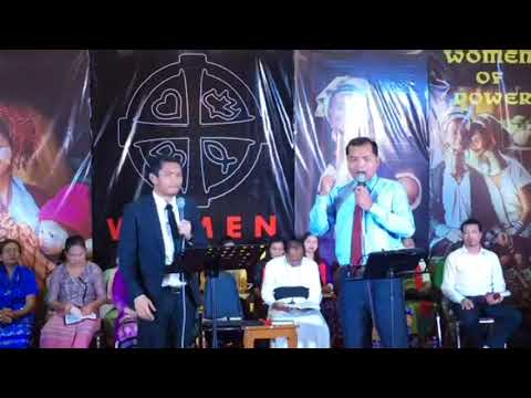 Rev. NC Thawng Tha Thang II Women Conference II