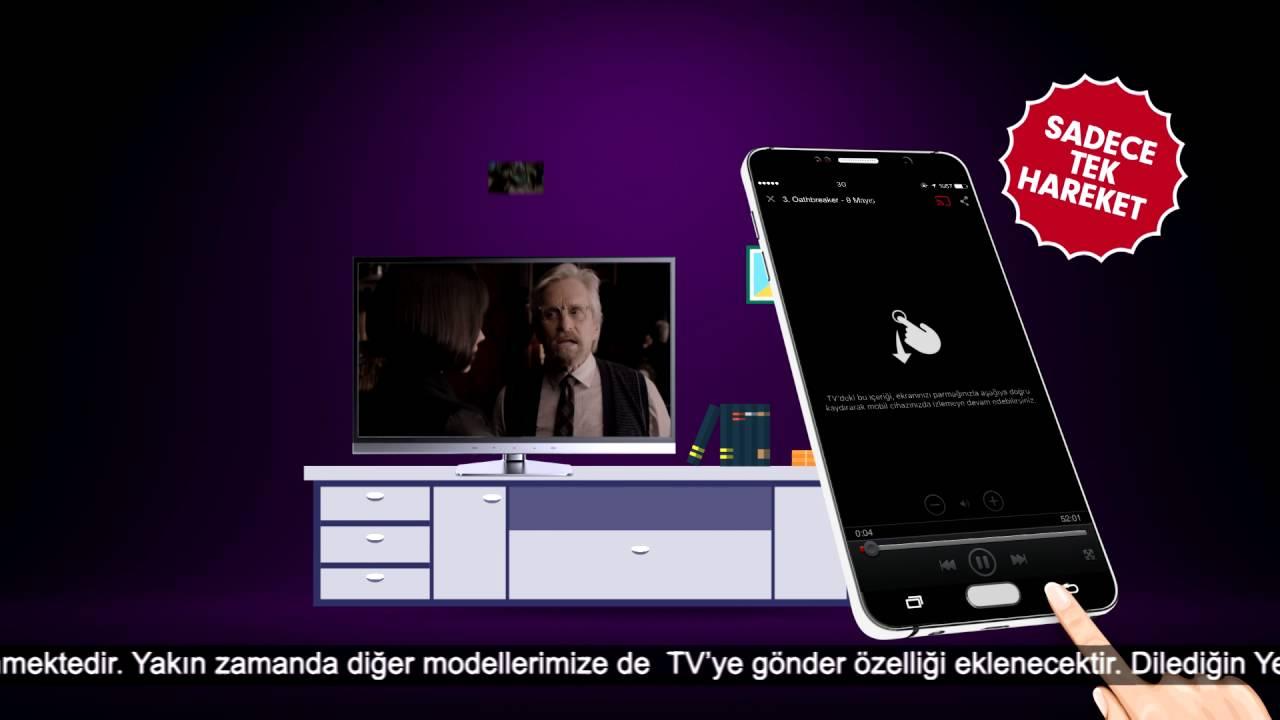 Iphone 7 dizi izleme