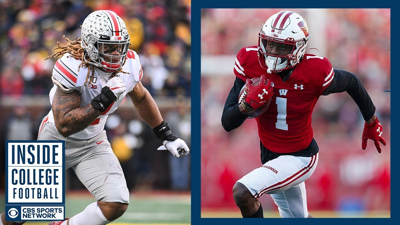1 Ohio State At 8 Wisconsin Preview Inside College Football