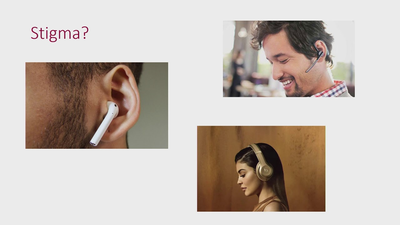 Innovations in Hearing Loss : Notes from the Doc Talks