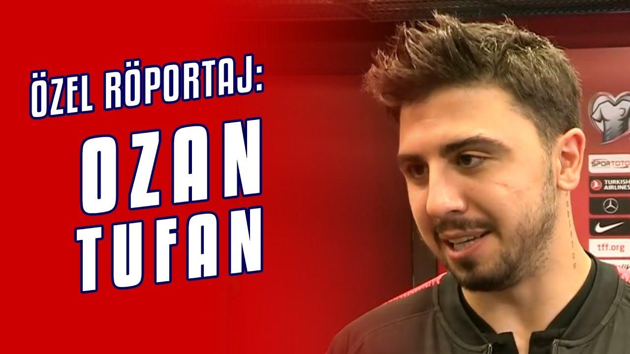 Ozan Tufan, Türkiye 0-0 İzlanda Maçı Sonrası Tivibu Spor'a Konuştu