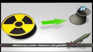 الاتفاق النووي الإيراني وخطورته على المجتمع الدولي