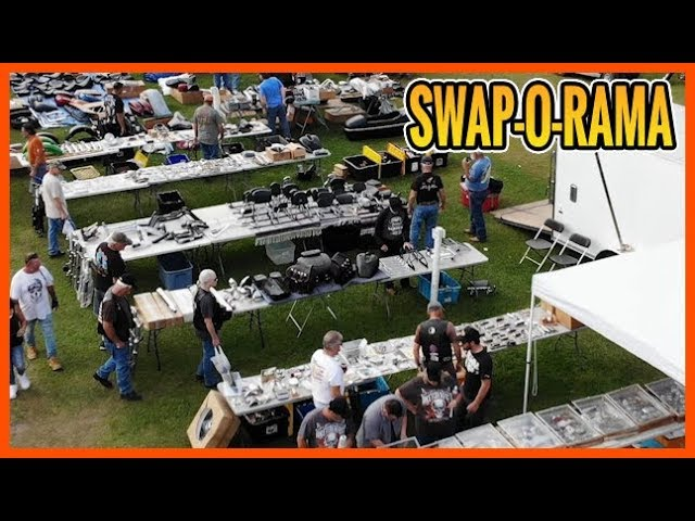 Webster's Swap-O-Rama with Rob from R&R Cycles!