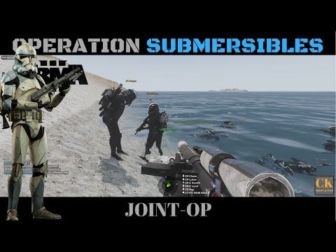 ArmA 3 Star Wars // Operation Submersibles