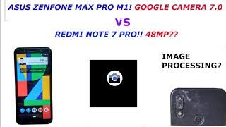 Let's talk about Image processing :-)🔥Redmi note 7 pro 48mp vs 12mp Google camera🔥🔥🤖