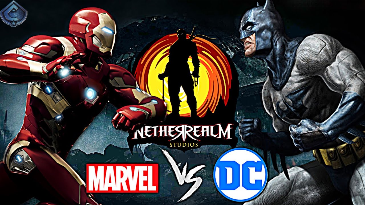 Marvel VS DC Game TEASED by Ed Boon?!