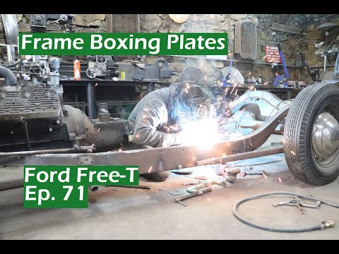 Frame Boxing Plates - Ford Free-T - Ep. 71
