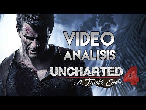 Vídeo-Análisis/Review | UNCHARTED 4: EL DESENLACE DEL LADRÓN. El mejor juego exclu. de PlayStation 4