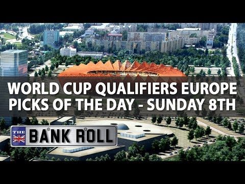 World Cup Qualifiers | Picks of the Day | Sunday 8th October