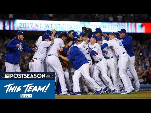 Los Angeles Dodgers 2017 Season Highlights
