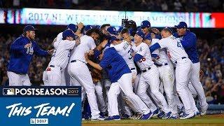 Los Angeles Dodgers 2017 Season Highlights