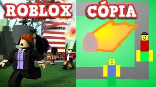The worst COPY of ROBLOX