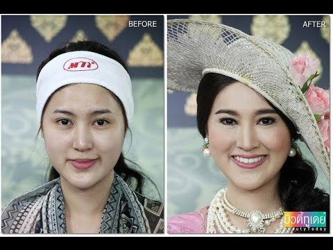 MTI Beauty Today : แต่งหน้าชุดไทยในสมัยรัชกาลที่ ๘