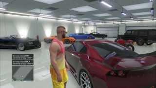 GTA V Online - 'Мой гараж и трагикомедия в конце'