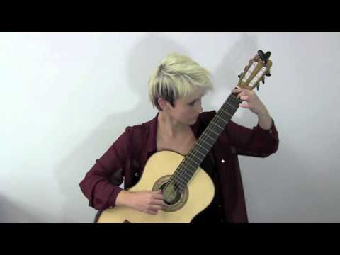 Felicidade By Jobim, Arr. Dyens, Performed By Stephanie Jones