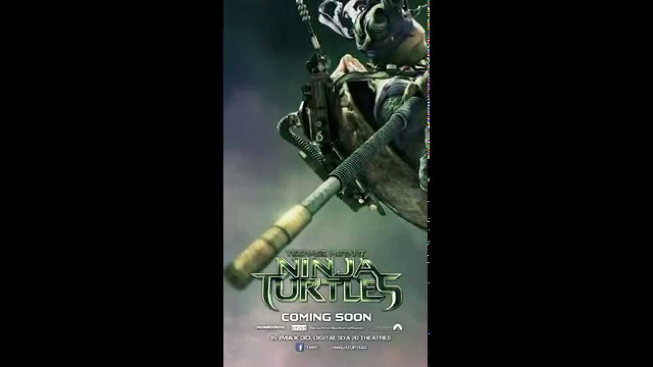 Four New Motion Posters For Teenage Mutant Ninja Turtles We Are Movie Geeks