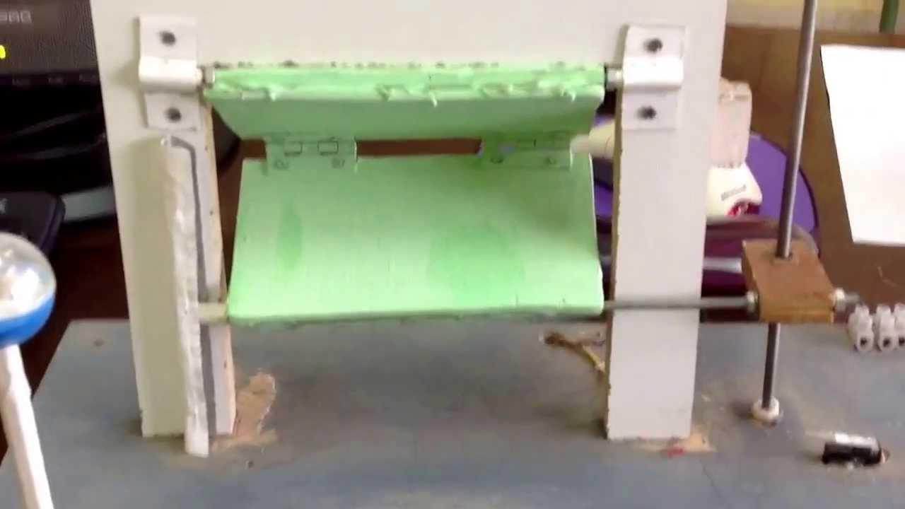 Puerta de garaje controlada por rel s youtube - Proyecto puerta de garaje ...