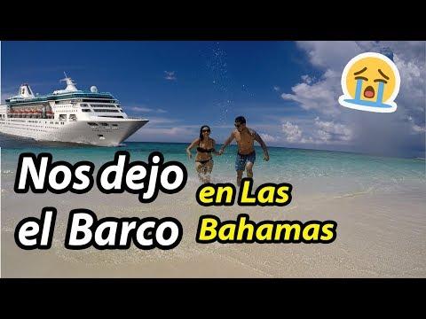 Crucero Royal Caribbean Nos Dejo en la Isla- #StoryTime | GLADYS